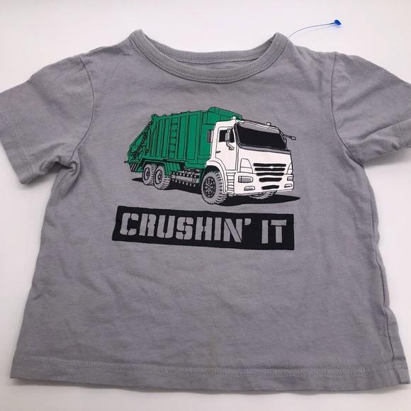 Truck grey T-shirt